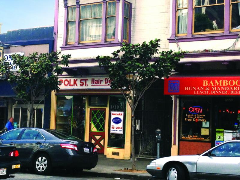 1435 Polk Street, San Francisco,  Photo