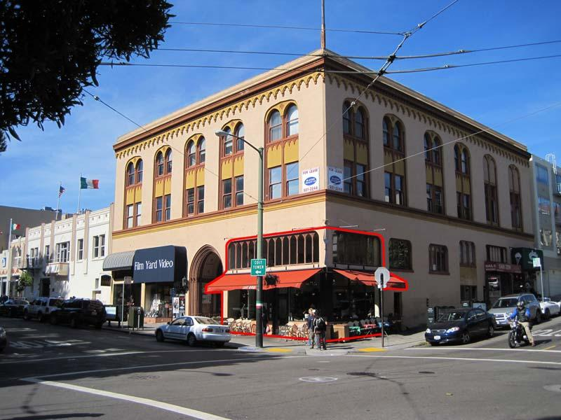 1600 Stockton Street, San Francisco,  Photo