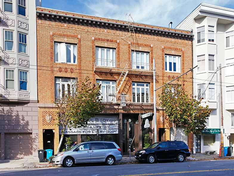 2876 California Street, San Francisco,  Photo