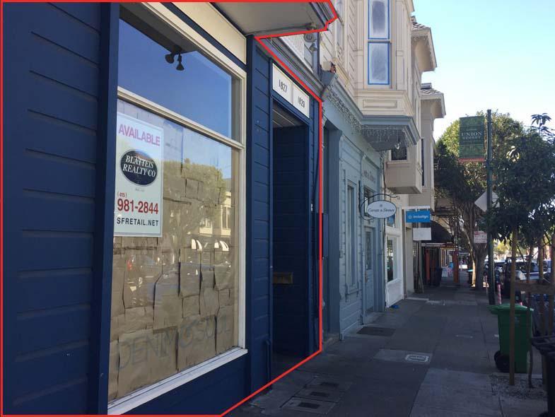 1827 Union Street, San Francisco,  Photo