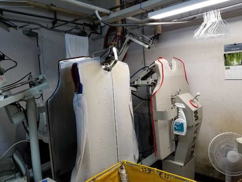 Dry Cleaners Plant for Sale $269,000, San Francisco,  Photo