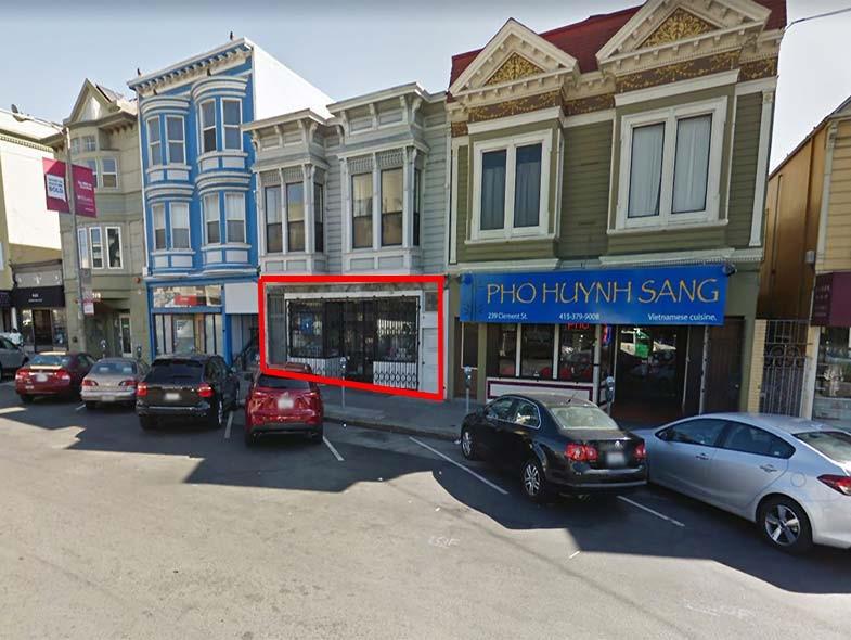 235 Clement Street, San Francisco,  Photo