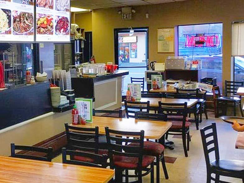 Korean & Chinese Noodle Restaurant For Sale | $259,000, Alameda County,  Photo