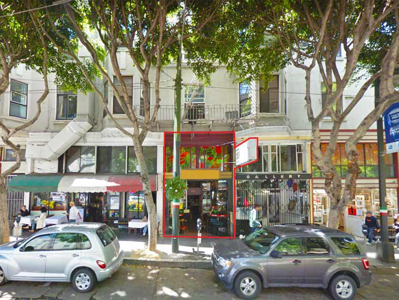 519 Columbus Avenue, San Francisco,  Photo