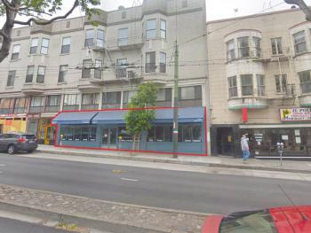 543 Columbus Avenue, San Francisco,  #2