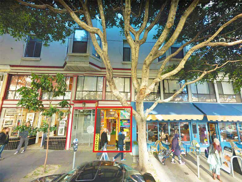 537 Columbus Avenue, San Francisco