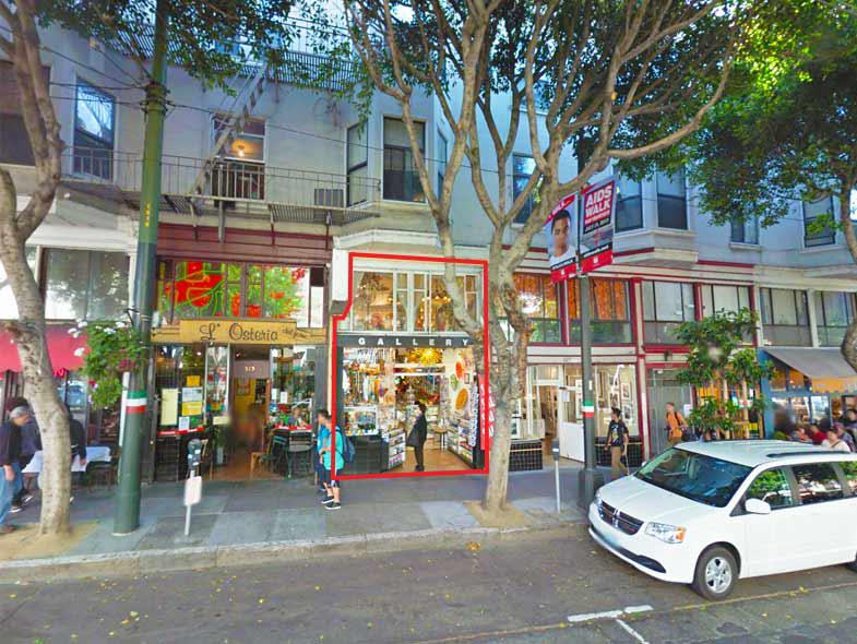 521 Columbus Avenue, San Francisco,  Photo