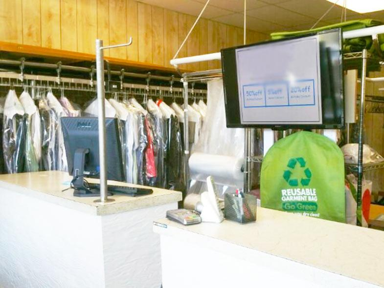 DRY CLEANING AGENCY FOR SALE | $45,000, Santa Clara County,  Photo