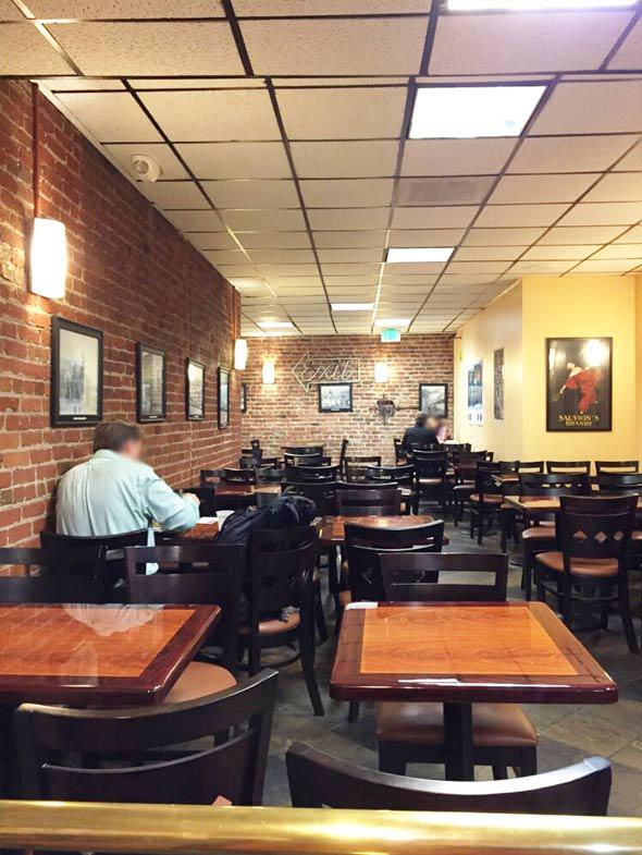 Breakfast Lunch Cafe For Sale 9 300 San Francisco