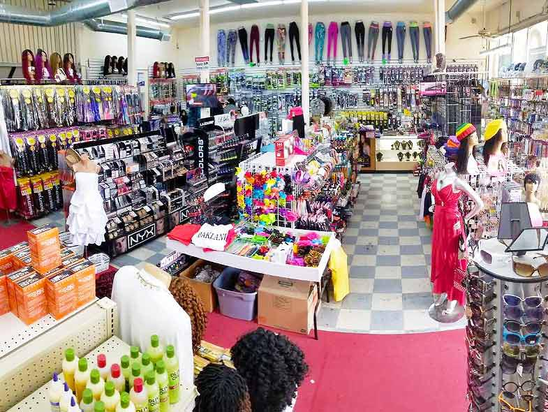 BEAUTY SUPPLY BOUTIQUE FOR SALE | $299,000, Alameda County,  Photo