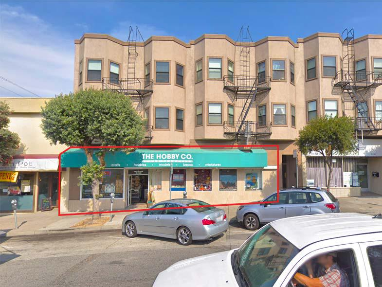 5150 Geary Boulevard, San Francisco,  Photo