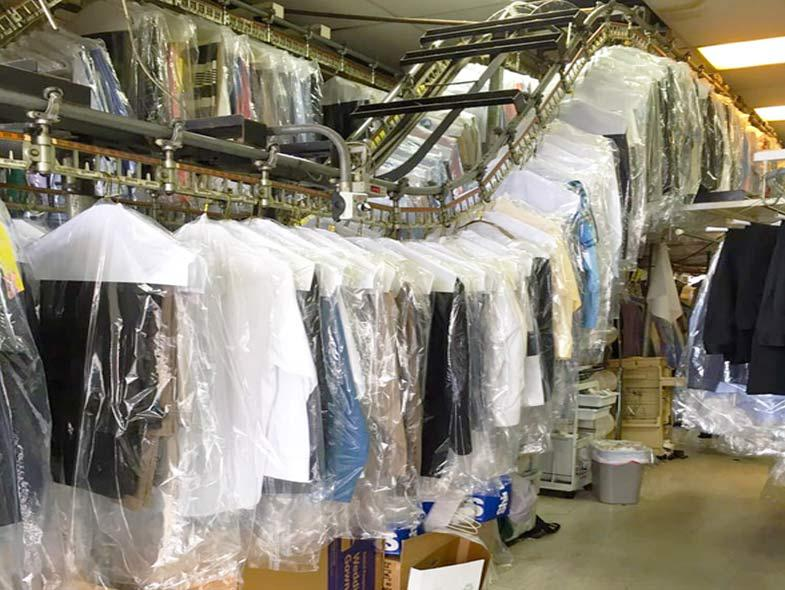 DRY CLEANING PLANT FOR SALE | $220,000, San Mateo County,  Photo