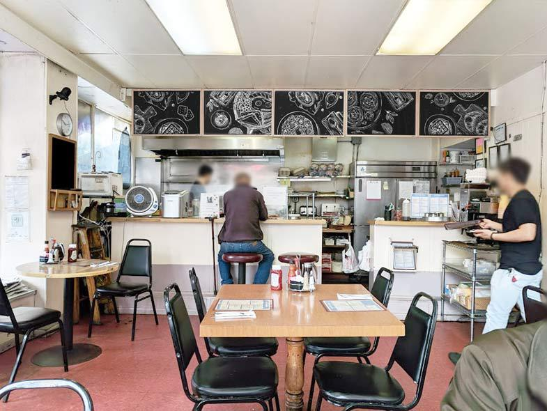 Popular Lower Nob Hill Corner Cafe For Sale | $129,000, San Francisco,  Photo