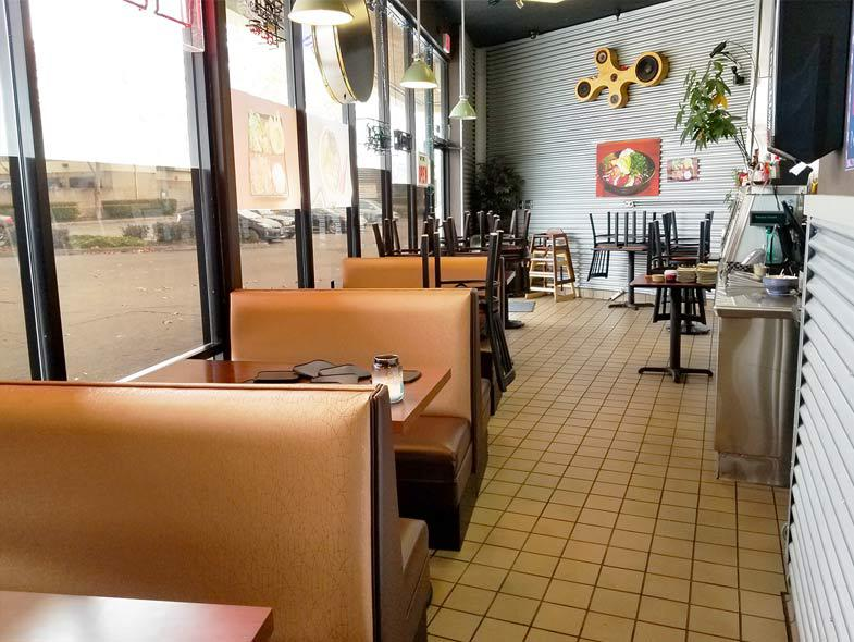 Contemporary Japanese To-Go Restaurant For Sale | $225,000, Alameda County,  Photo