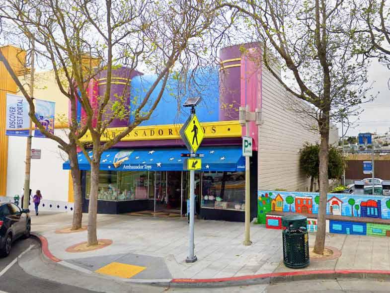 186 W Portal Avenue, San Francisco,  Photo