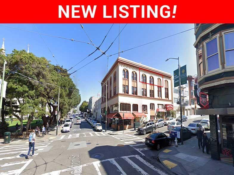1606 Stockton Street, Suite 301, San Francisco,  Photo