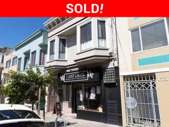1260 1262 9th Avenue San Francisco Ca 94122 San Francisco Completed Transactions Blatteis Realty