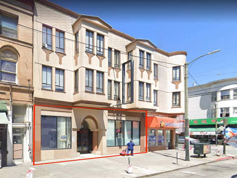 1355 Stockton Street, San Francisco,  Photo