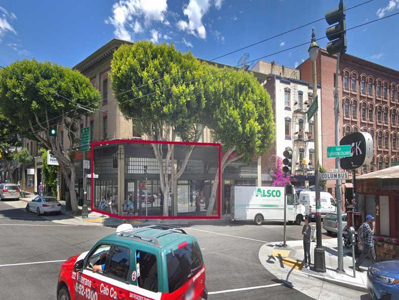550-560 Jackson Street, San Francisco,  Photo