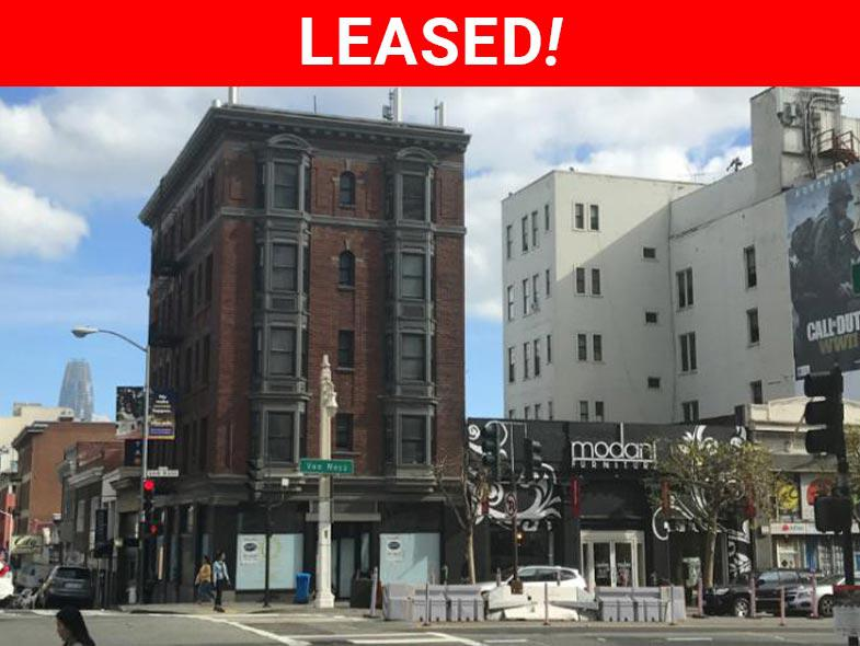 1356 Van Ness Avenue, San Francisco,  Photo