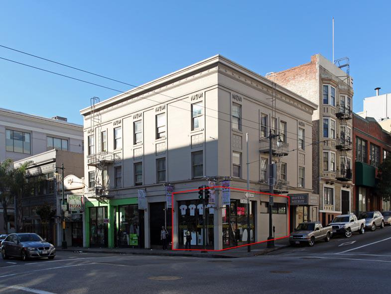 1101 Post Street, San Francisco,  Photo