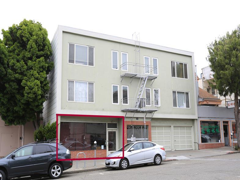 1722 Irving Street, San Francisco,  Photo