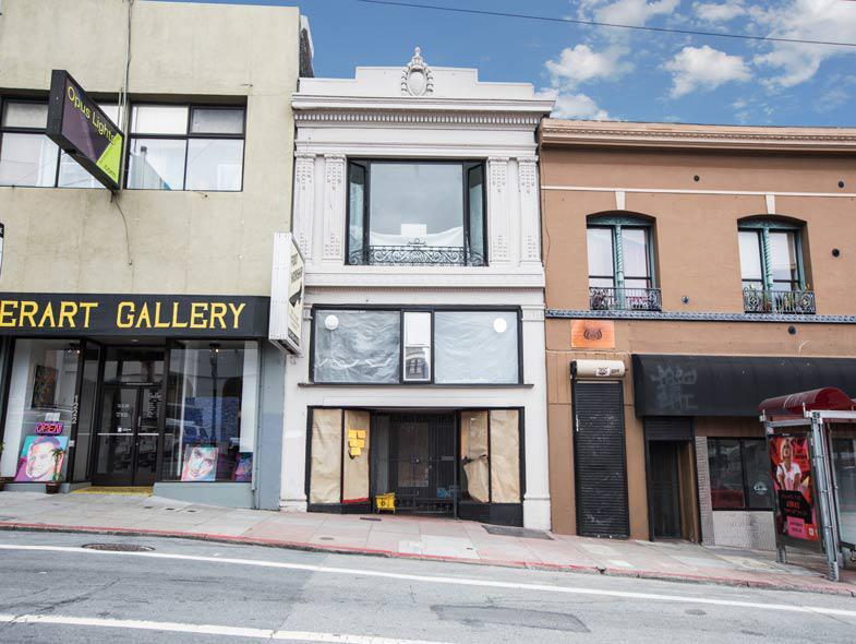 1214 Sutter Street, San Francisco,  Photo