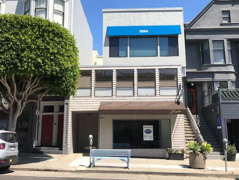 3356 Sacramento Street, San Francisco,  Photo