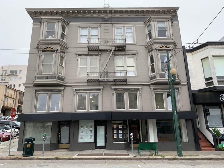 2101-2107 Union Street, San Francisco,  Photo
