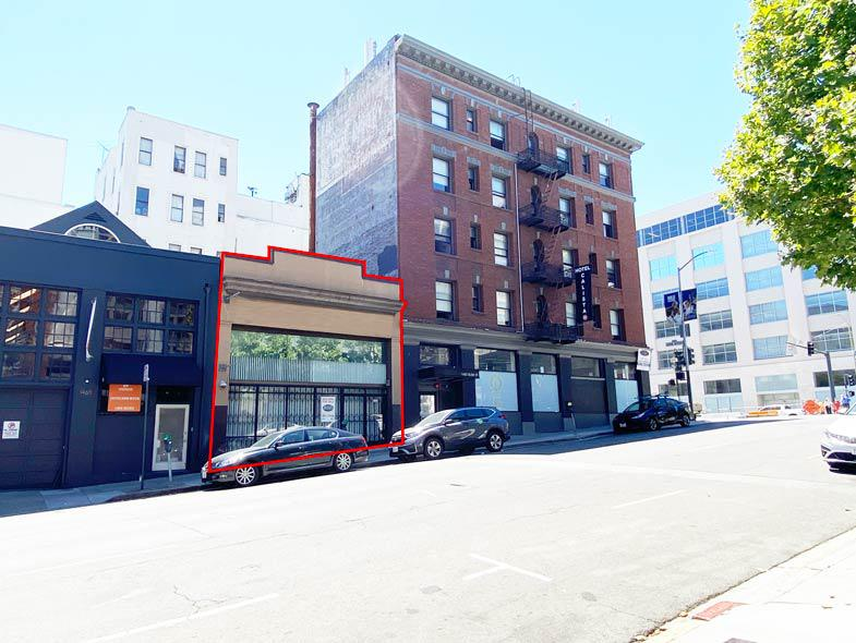 1475 Bush Street, San Francisco,  Photo