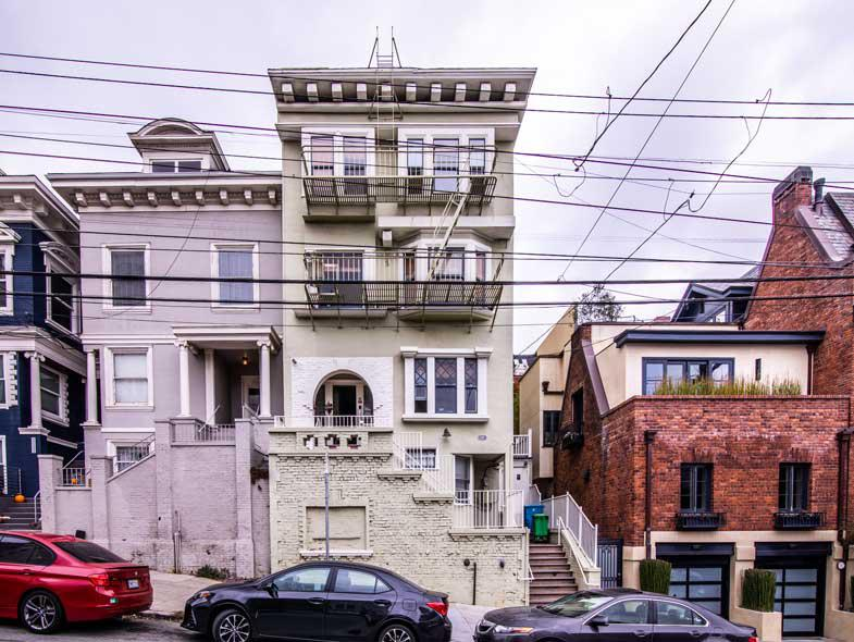 3016 Jackson Street, San Francisco,  Photo