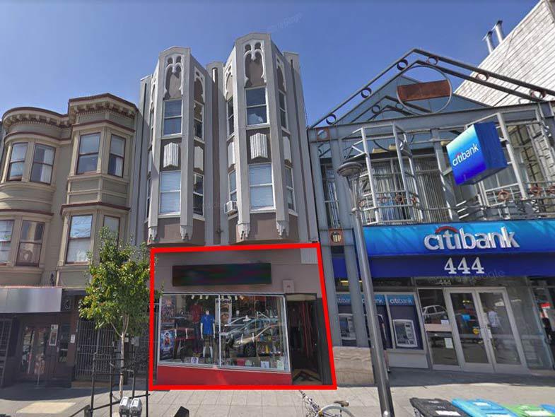 450 Castro Street, San Francisco,  Photo