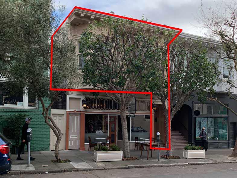 3675 Sacramento Street, San Francisco,  Photo