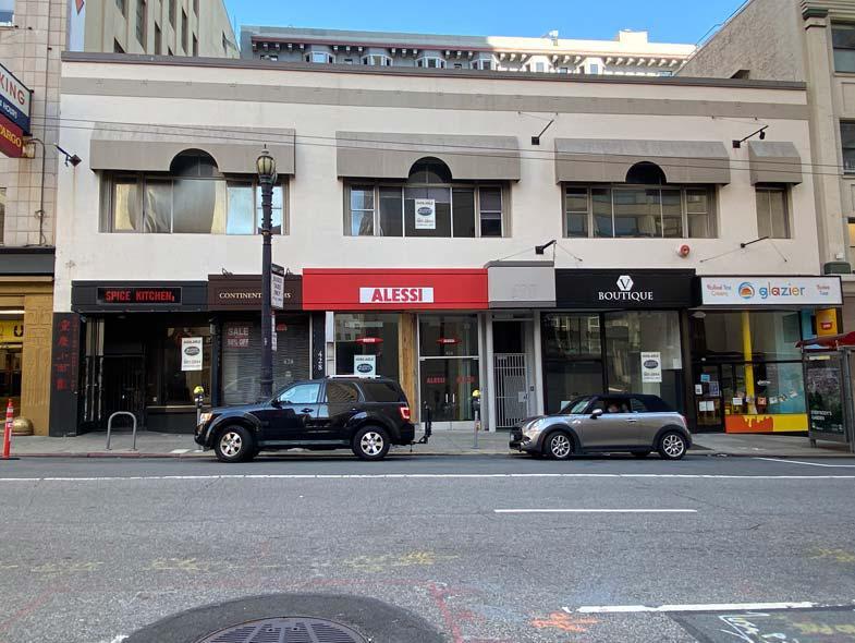 418-432 Sutter Street, San Francisco,  Photo