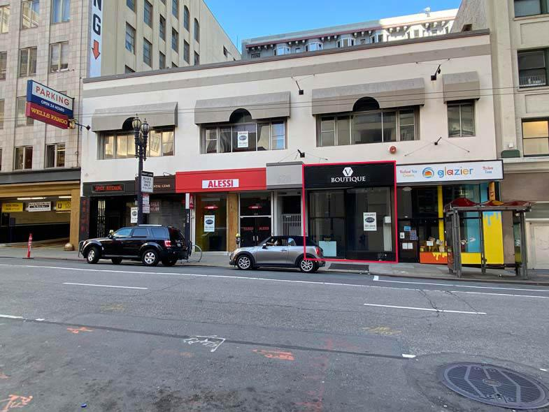 418 Sutter Street, San Francisco,  Photo