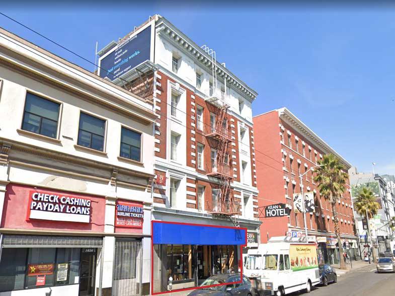 1024 Mission Street, San Francisco,  Photo