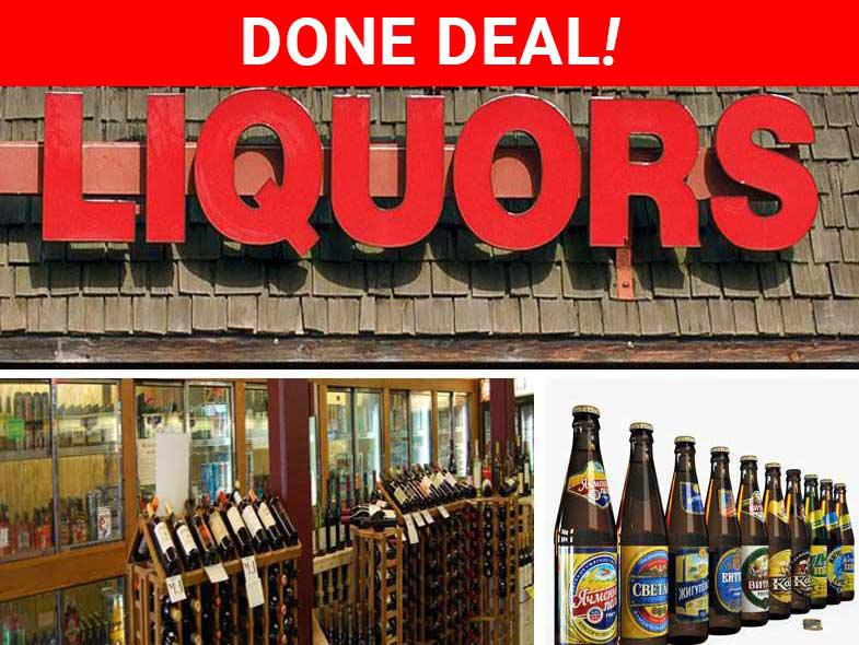 Corner Liquor Store for Sale!, San Francisco,  Photo