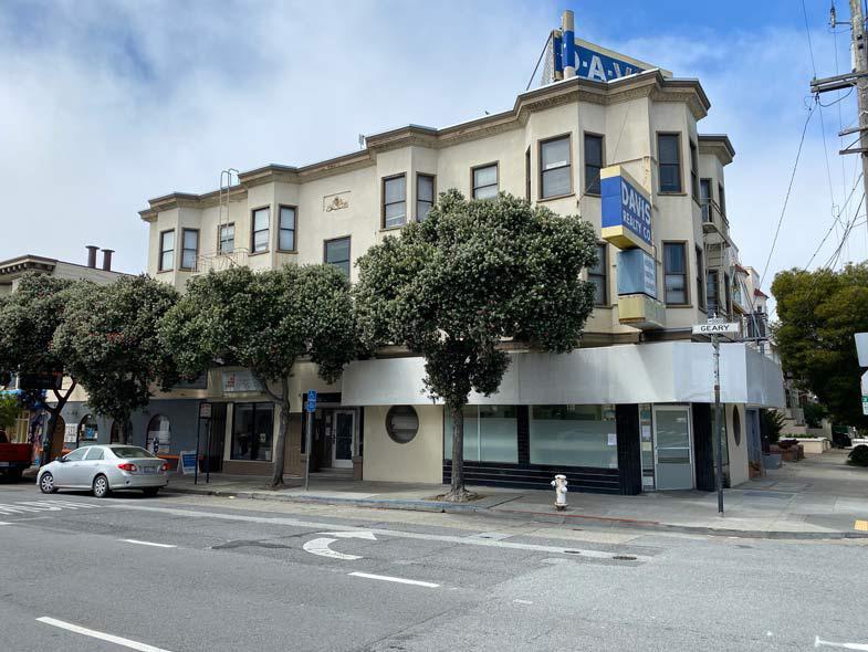 5010 Geary Boulevard, San Francisco,  Photo