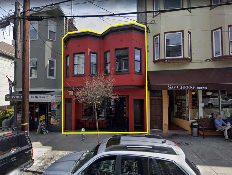 848-850 Cole Street, San Francisco,  Photo