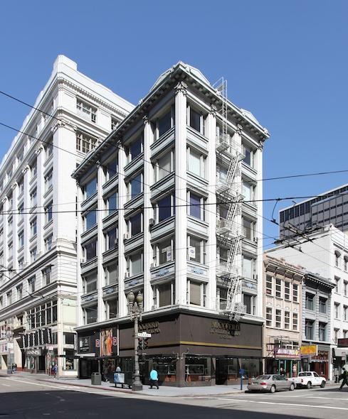 210-214 Sutter Street, San Francisco,  Photo