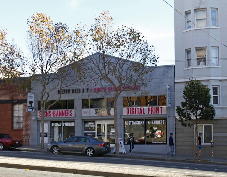 850 Van Ness Avenue, San Francisco,  Photo