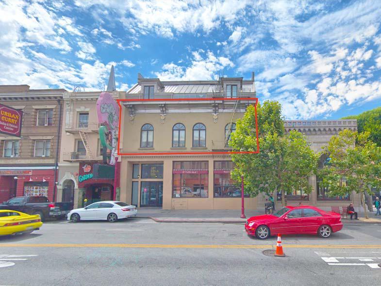 535 Broadway, San Francisco,  Photo