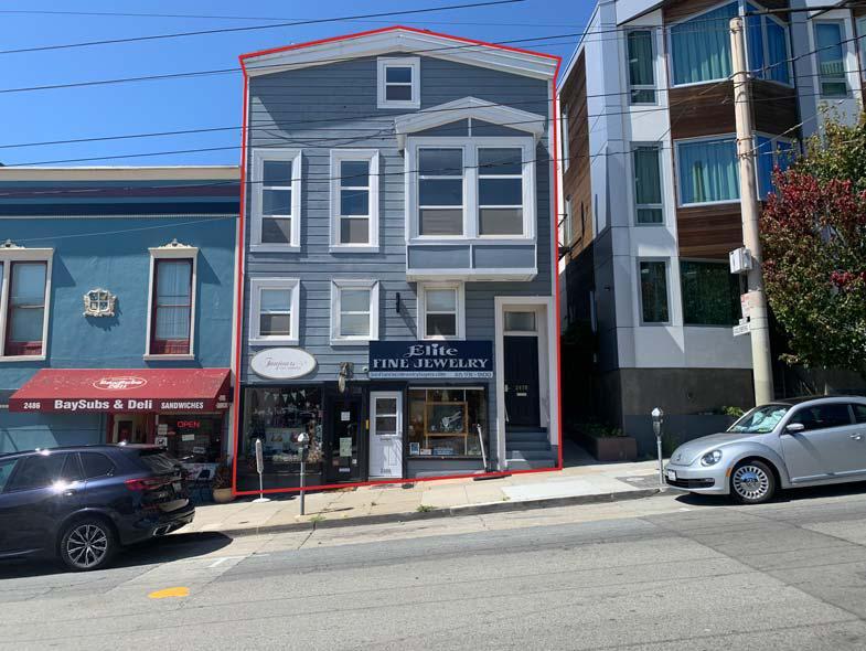 2478-2484 Sacramento Street, San Francisco,  Photo