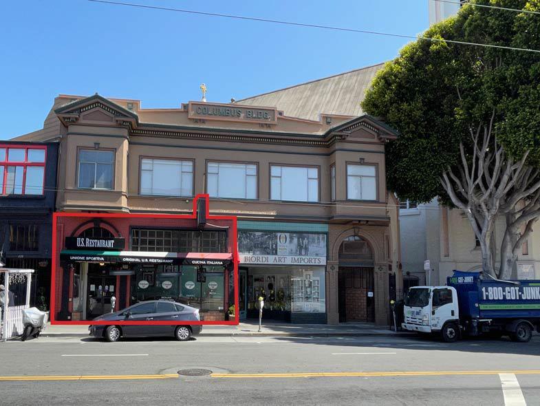 414 Columbus Avenue, San Francisco,  Photo