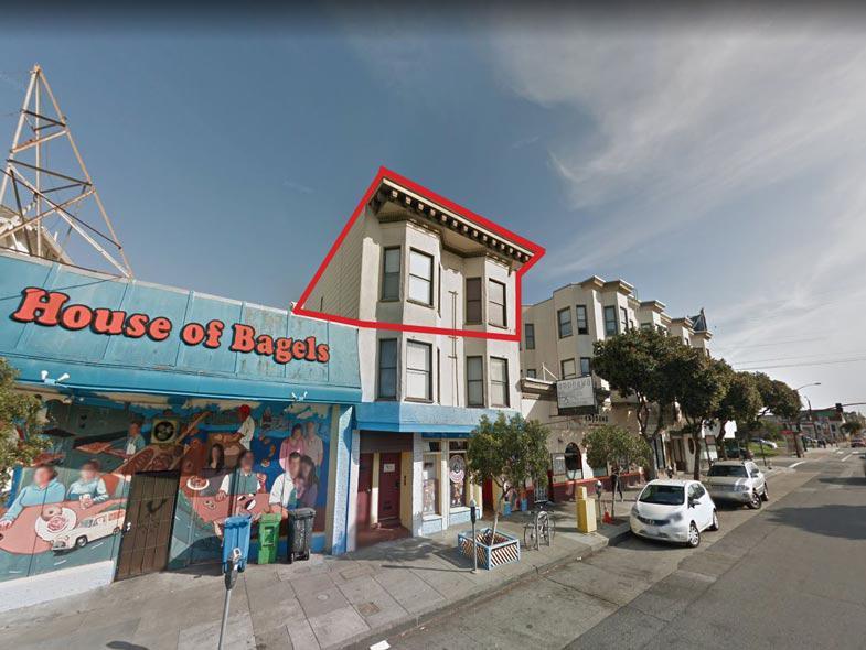 5028 Geary Boulevard, San Francisco,  Photo