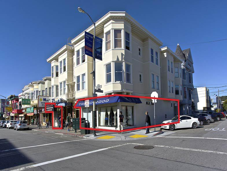 304-308 Clement Street, San Francisco,  Photo
