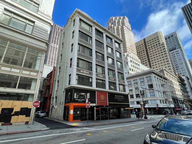 214 Sutter Street, San Francisco,  Photo