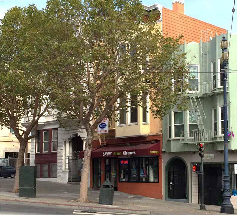 1890-1892 Market Street, San Francisco,  Photo